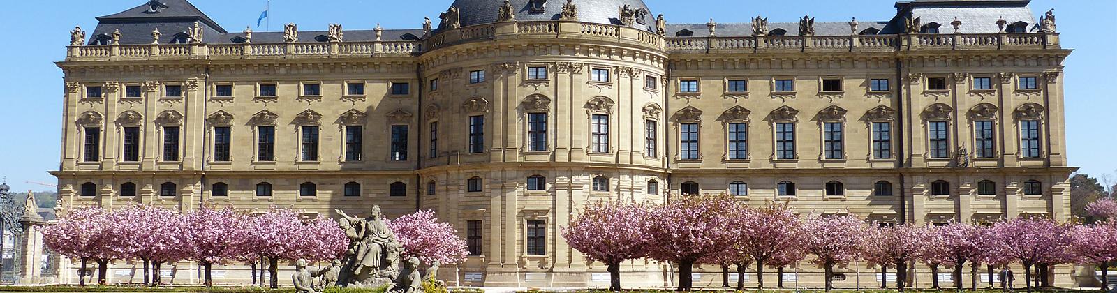Residenz und Hofgarten