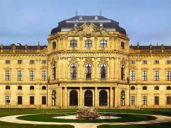 Permalink to: Residenz und Hofgarten